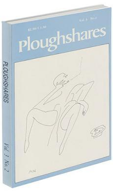 A journal cover with an abstract black and white line drawing of a woman's body