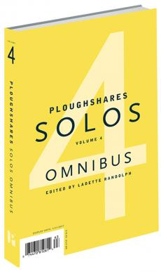 Cover for Ploughshares Omnibus Vol. 4