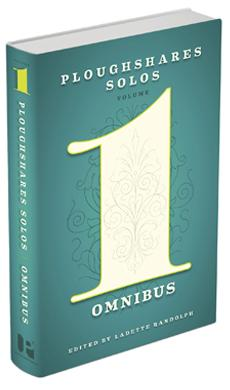 """A teal omnibus cover with the number """"one"""" written in white across the cover"""