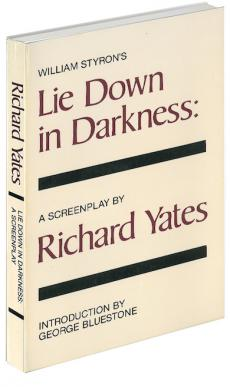 Cover for Lie Down in Darkness