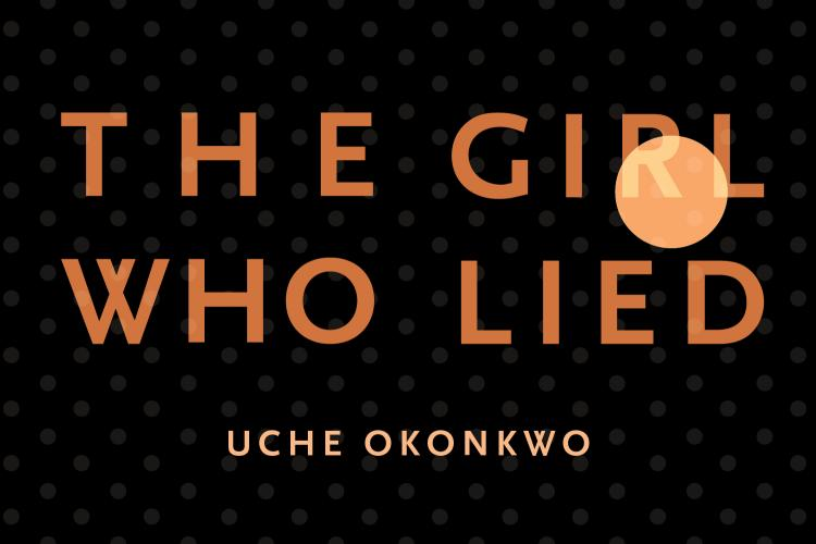 Cover of The Girl Who Lied