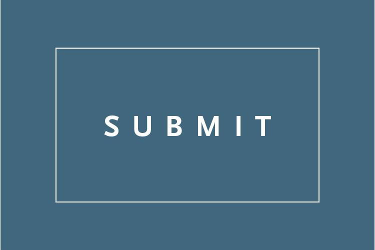 A blue rectangle with the outline of a second rectangle and the word: Submit.