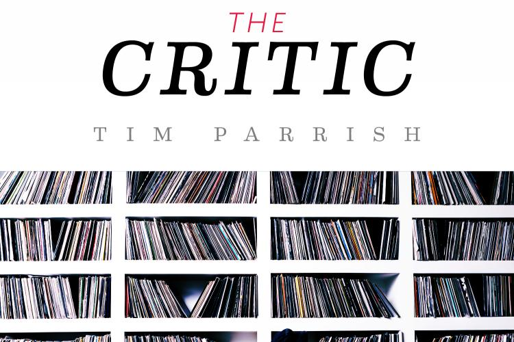 """Cover image of records for the Solo called """"The Critic"""""""