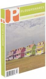 A journal cover with four brightly-colored bungalow houses in a field