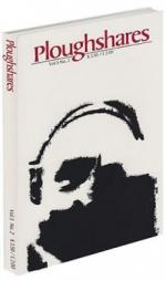 A journal cover of a black and white silhouette of a man's head with headphones on